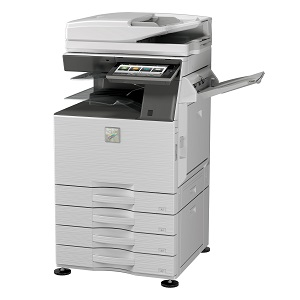 Sharp MX-M3050 Monochrome MFP, copier, printer, scan, fax