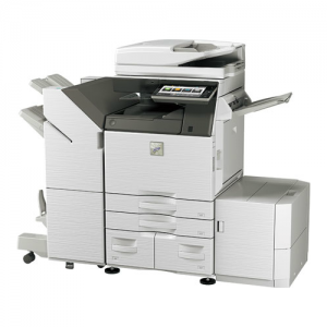 Sharp MX-M6070 Monochrome MFP, copier, printer, scan, fax