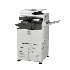 Sharp MX-M2630 black and white copier printer mfp