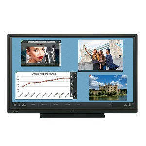 Sharp Aquos Board PN-L703WA interactive touch screen display