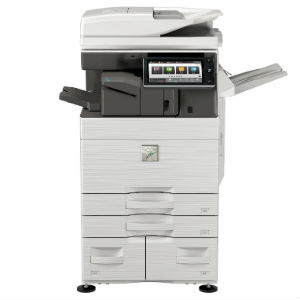 Sharp MX-3071, MX-3571, MX-4071 advanced series color mfp copier printer scanner fax